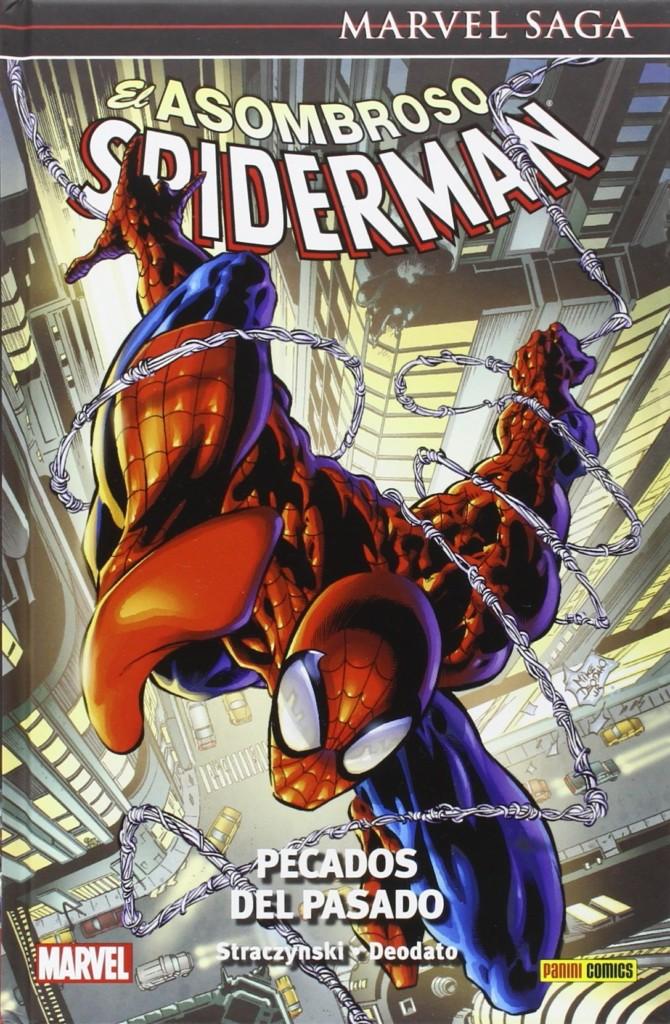 Reseñas desde Star City: MS Spiderman 6. Pecados del pasado