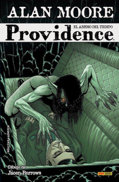 Reseña: Providence nº2