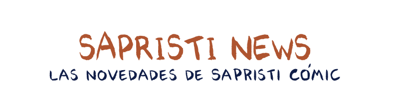 Novedades de Sapristi febrero 2017