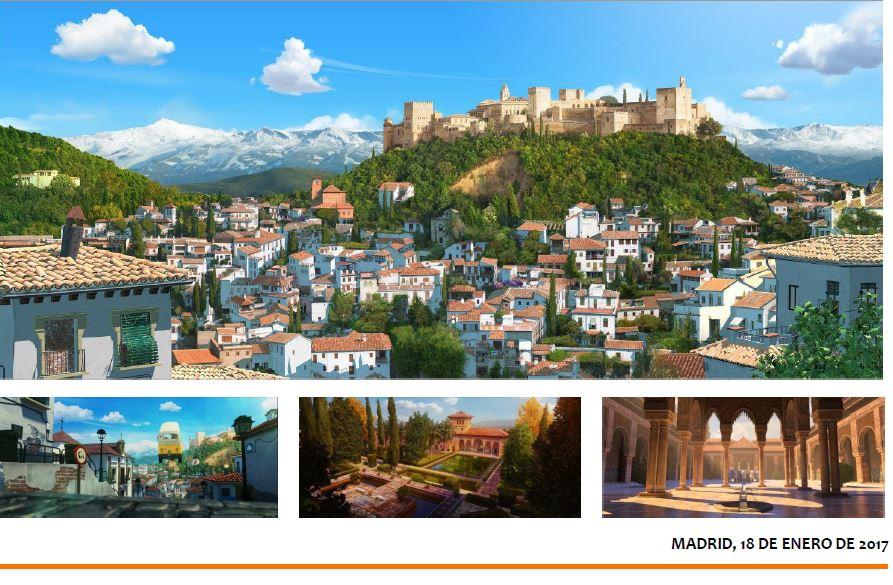 Tadeo Jones viaja por España en El Secreto del Rey Midas