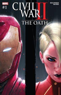 Civil War II: The Oath
