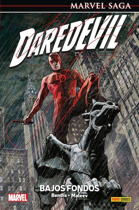 Reseña Marvel Saga Daredevil 7. Bajos fondos