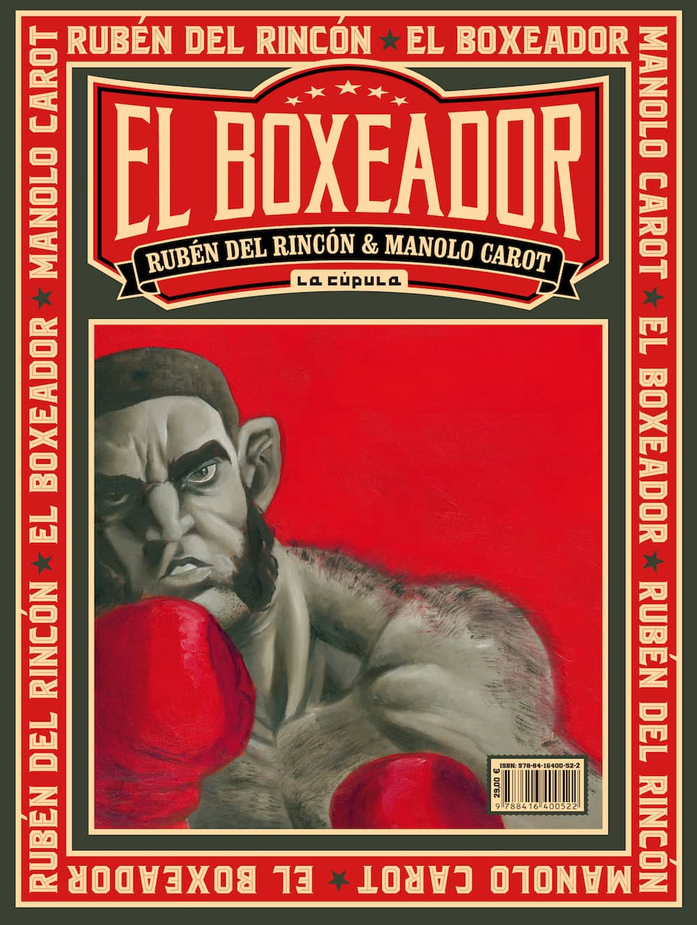 Reseña: El Boxeador, de Del Rincón & Carot