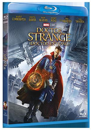 DOCTOR STRANGE (DOCTOR EXTRAÑO) llega en DVD y HD el 1 de marzo