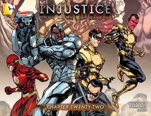 Injustice 22