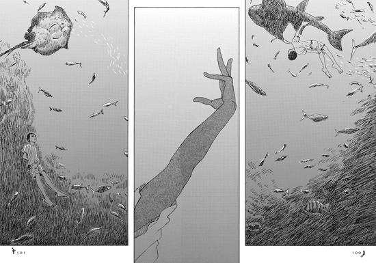 Los niños del mar 01