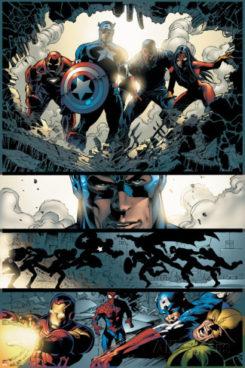 Marvel Saga Spiderman