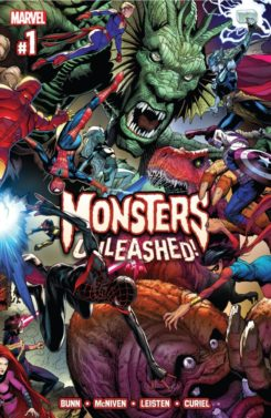 Monsters Unleasehd