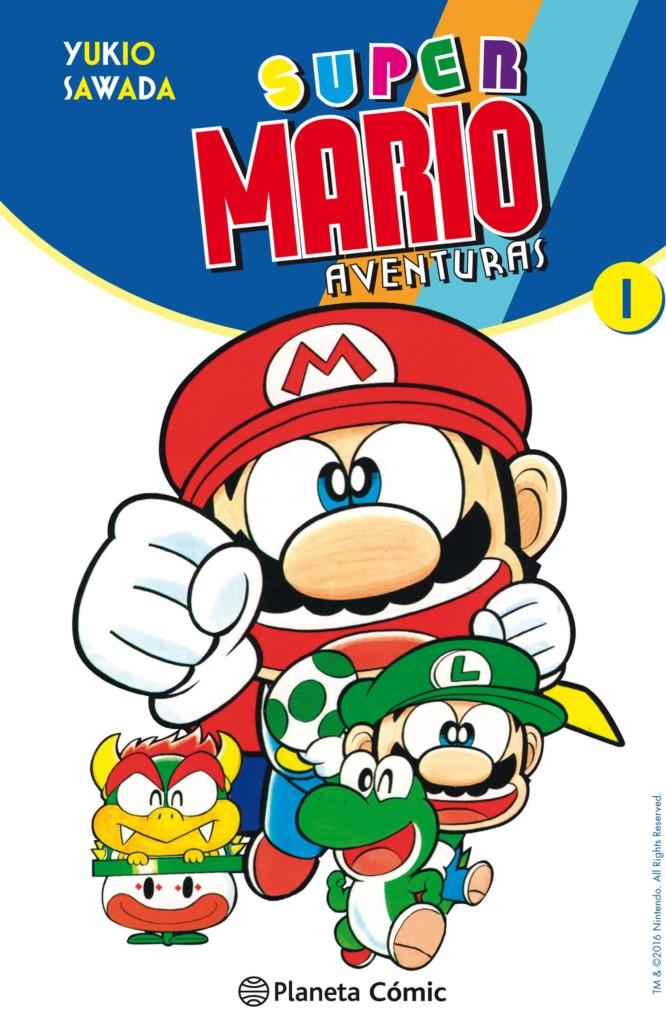 Reseña: Super Mario Aventuras 1