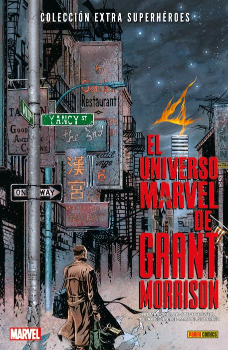 Reseñas desde Star City: El Universo Marvel de Grant Morrison
