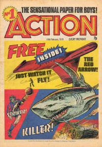 Action #1