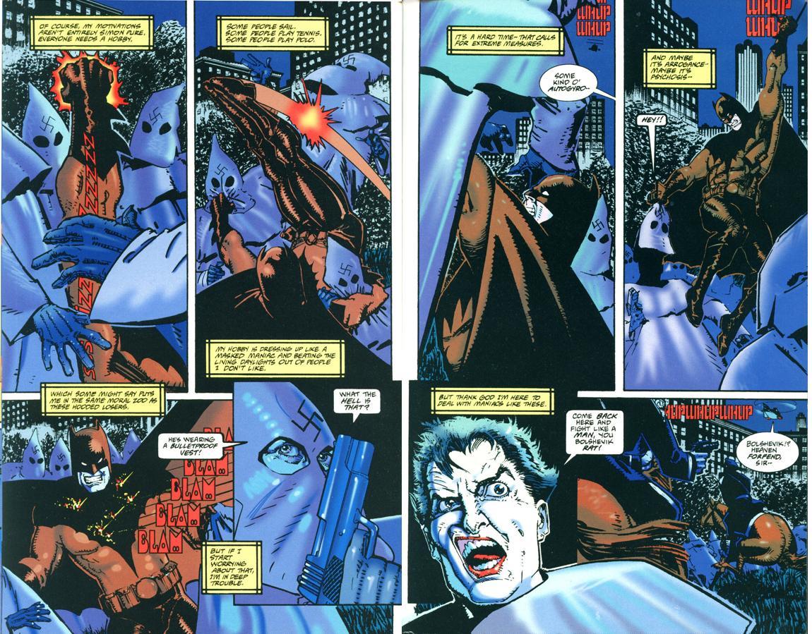 Batman: Oscuras Lealtades 2