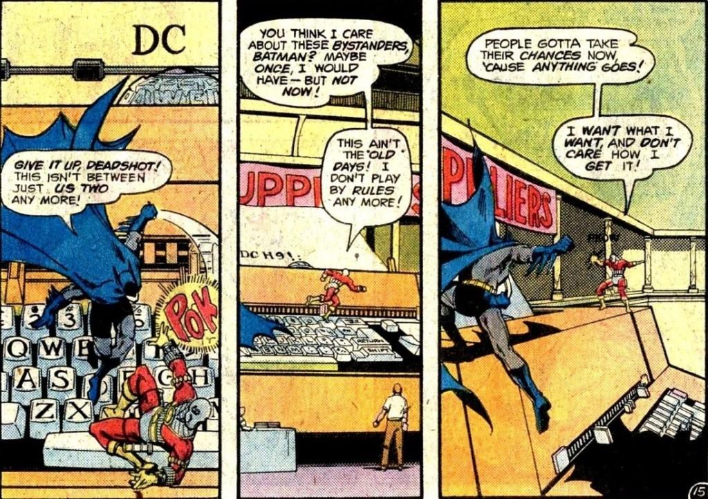 Batman: Oscuras Lealtades 5