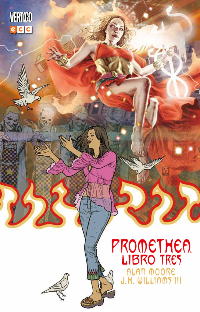 Reseña: Promethea, de Alan Moore y J. H. Williams III