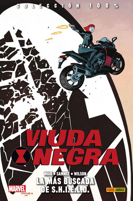 Reseña: 100% Marvel HC Viuda Negra 1