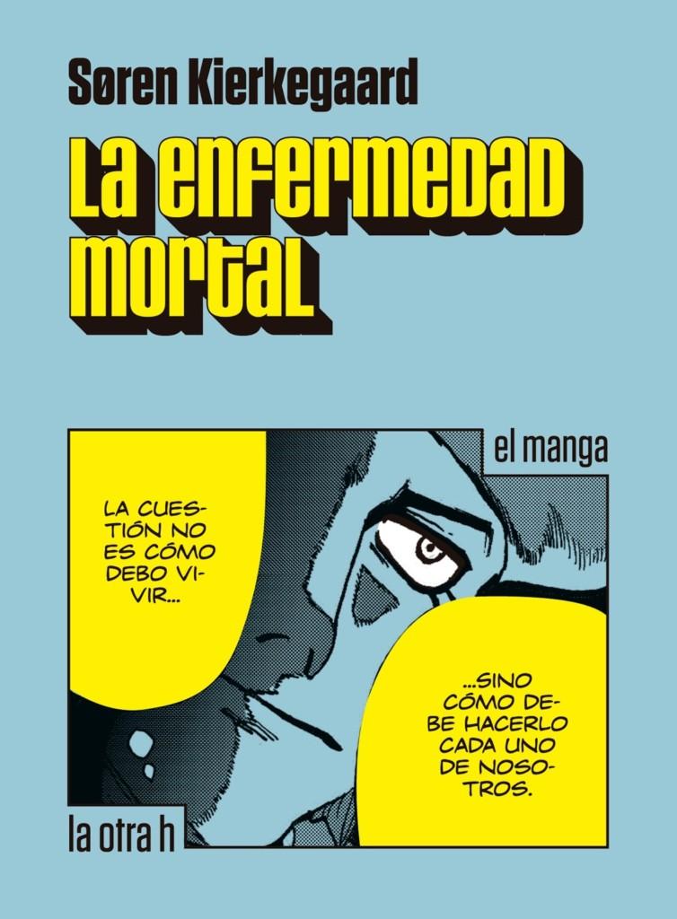 Søren Kierkegaard: La Enfermedad Mortal, el manga