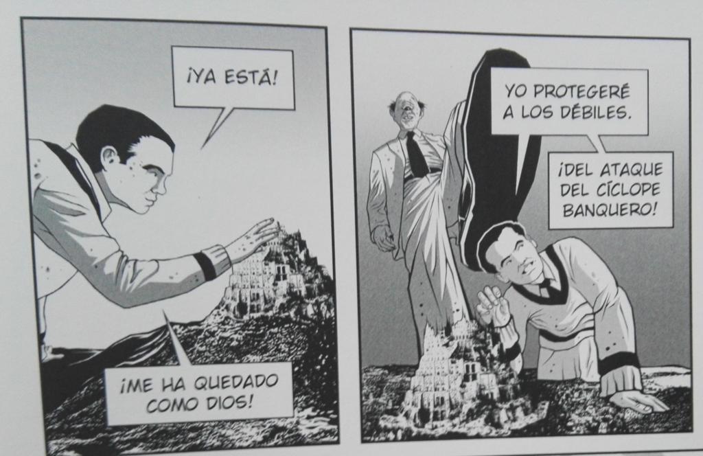 Takoyaki de tebeos: De Torres y Poetas.