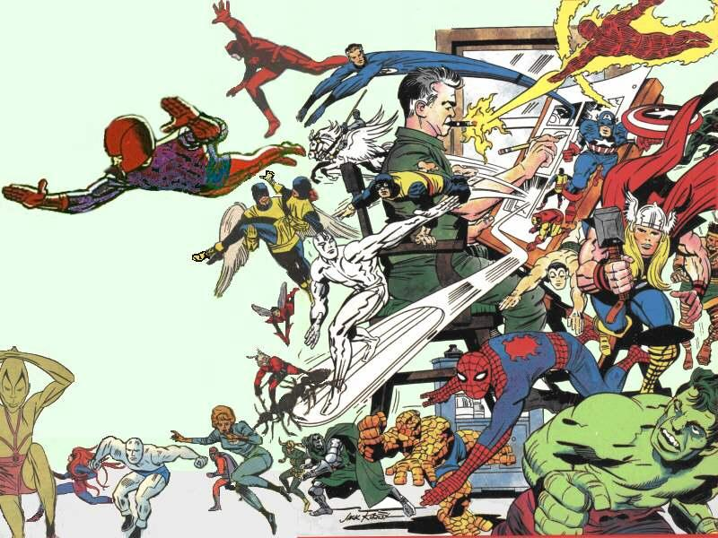 Marvel Comics: La historia jamás contada 01