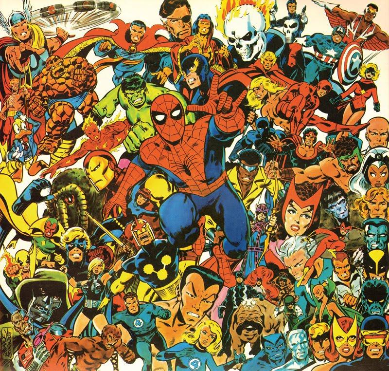 Marvel Comics: La historia jamás contada 05