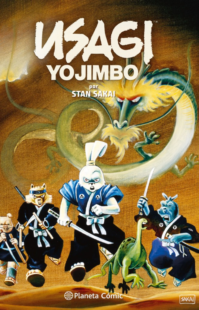 Usagi Yojimbo Fantagraphics Collection nº01/02