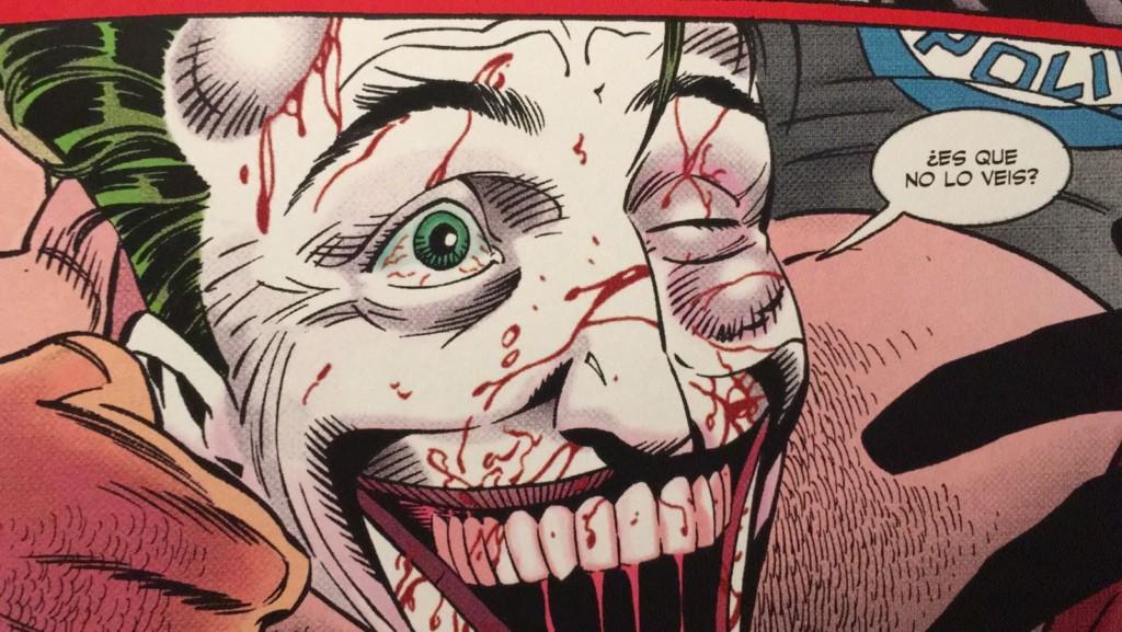 pura maldad: joker 5