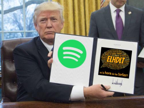 es la hora de la música