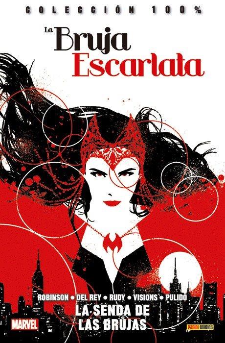 Bruja Escarlata portada
