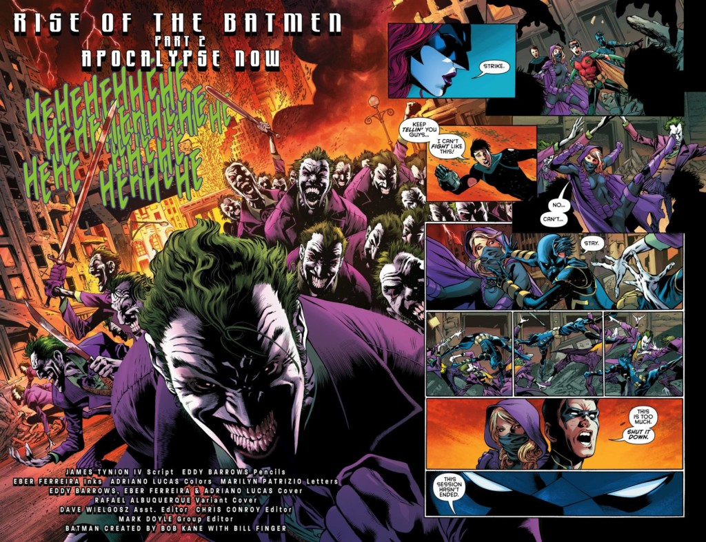 Detective Comics Renacimiento 01