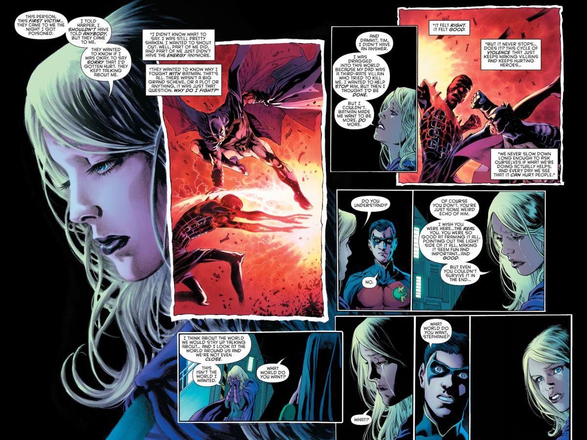 Detective Comics Renacimiento 02