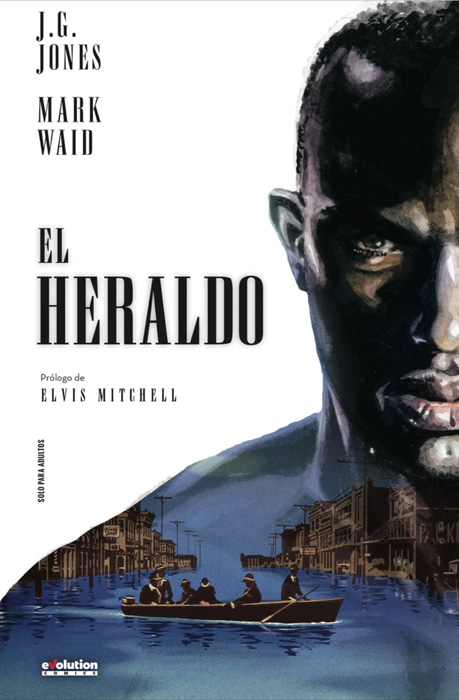 El Heraldo, de Mark Waid y J.G. Jones