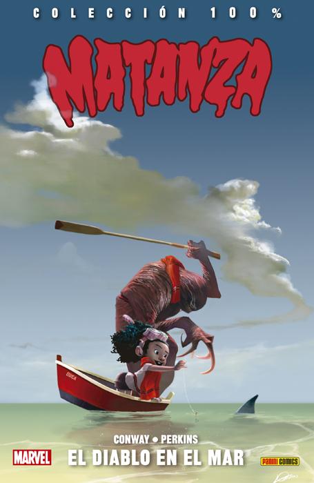100% Marvel. Matanza 2: El Diablo En El Mar