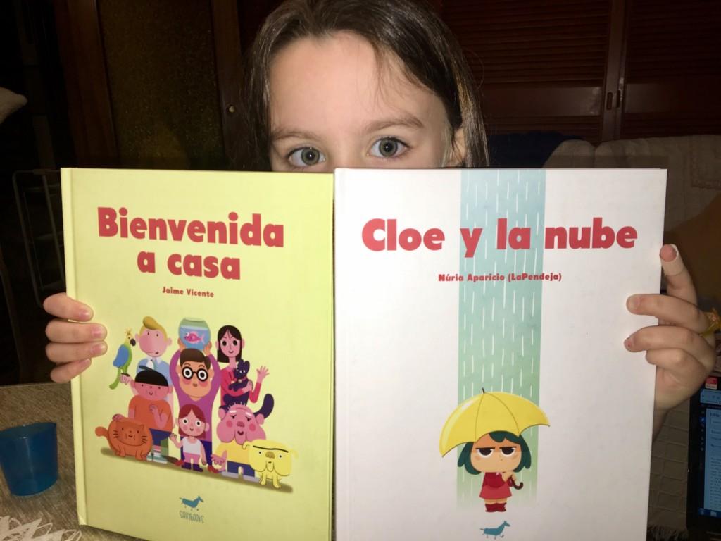Reseñas desde Star City Jr: Infantiles de Sallybooks