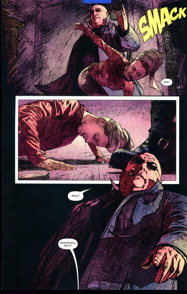 Reseña Marvel Saga: Daredevil #8. Hardcore 02