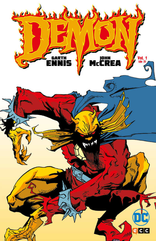 Demon, de Garth Ennis (1 de 2)