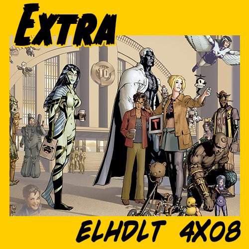Podcast de ELHDLT 4×08: Novedades y entrevistas del Salón del Cómic de Barcelona