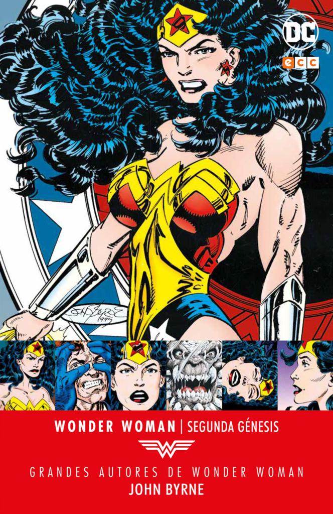 Reseñas desde Star City: GGAA Wonder Woman Segunda Génesis