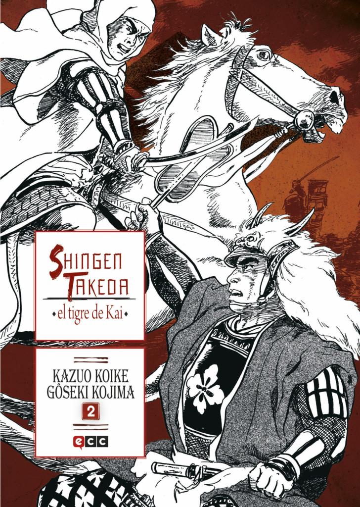 Shingen Takeda, el Tigre de Kai (2 de 4)