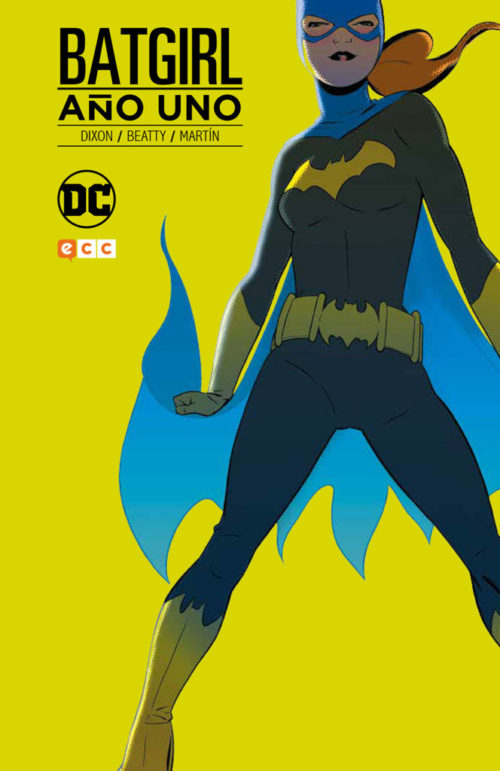 Batgirl año uno