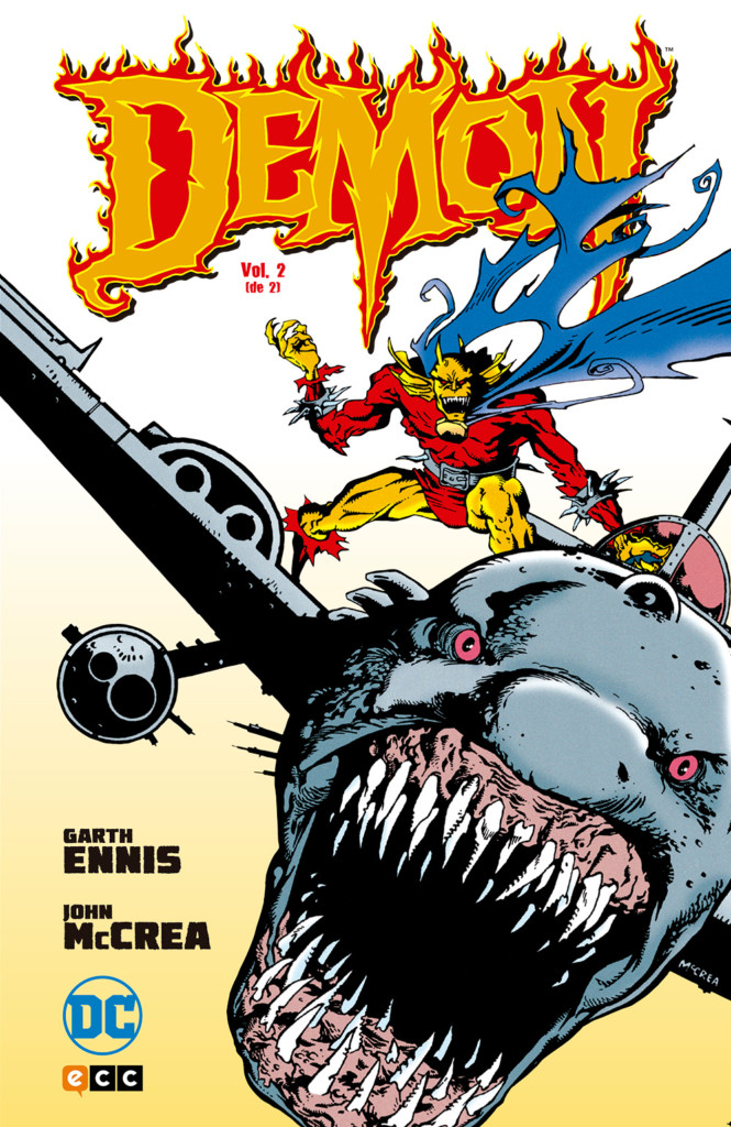Demon, de Garth Ennis (2 de 2)
