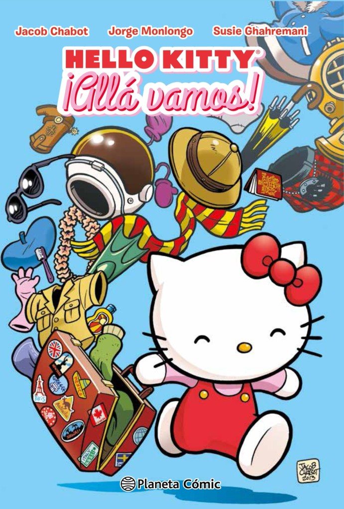 Reseñas desde Star City Jr: Hello Kitty ¡Allá vamos!