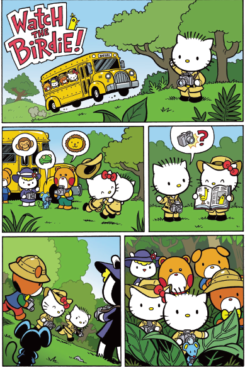 Hello Kitty ¡Allá vamos!