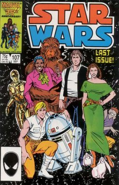marvel star wars 107