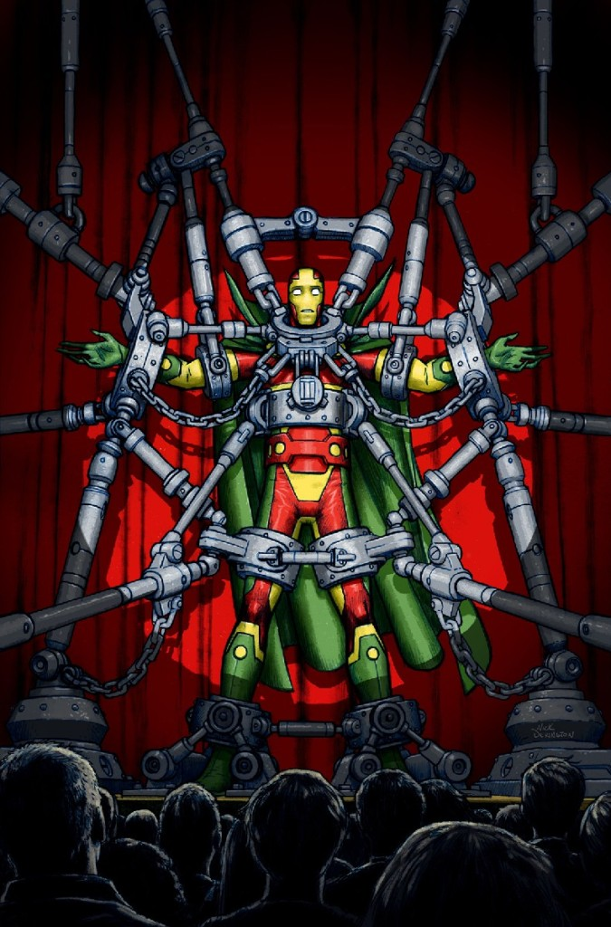 mister miracle king cover