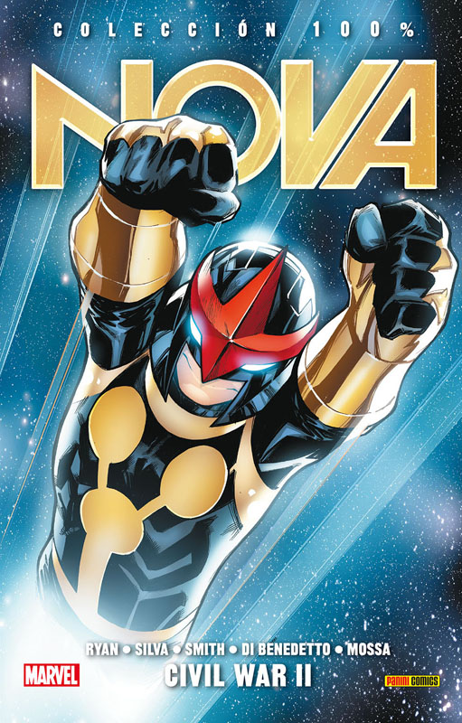 Nova vol. 7: Civil War II