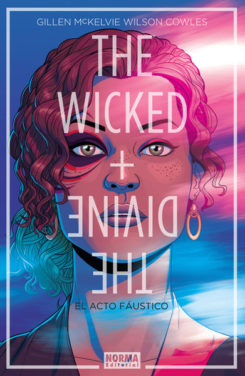the wicked + the divine el acto faustico