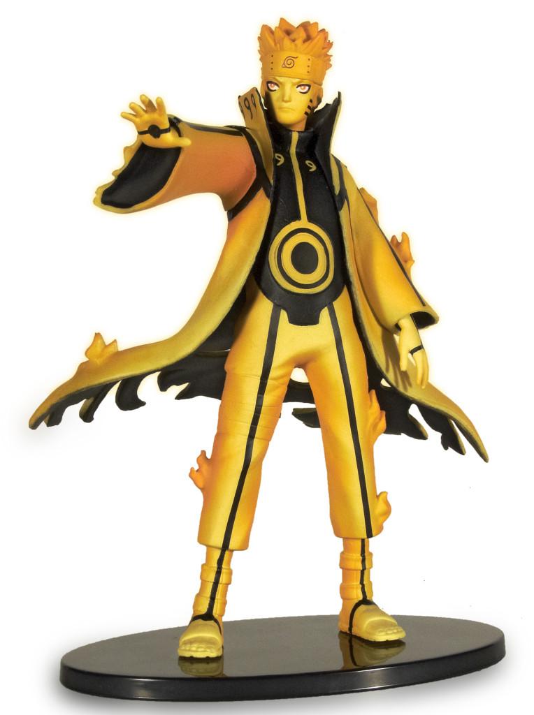 Nuevo coleccionable Figuras Naruto Shippuden