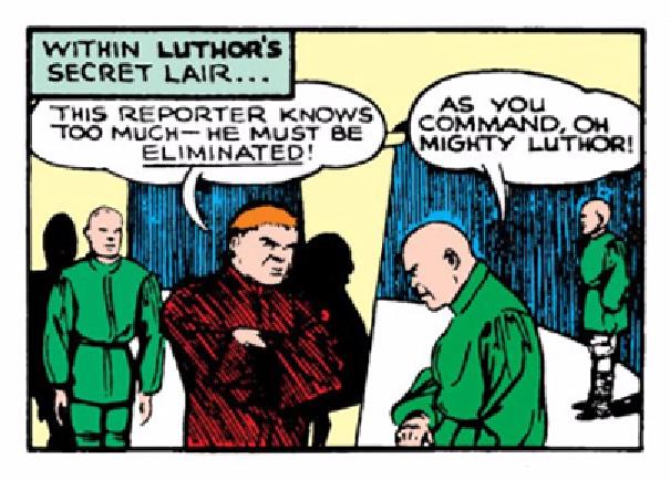 Pura maldad: Lex Luthor 2