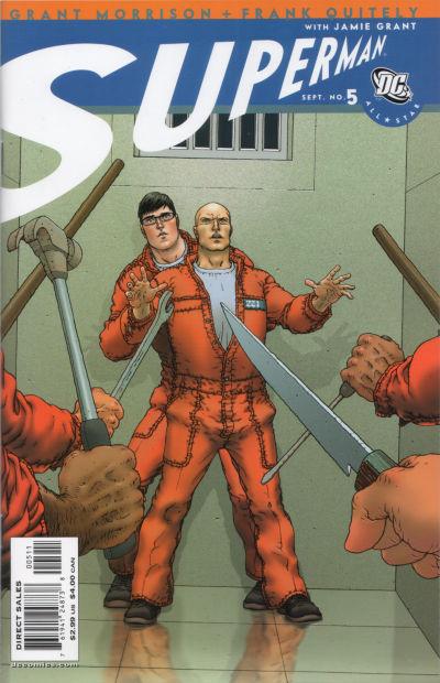 Pura maldad: Lex Luthor 3