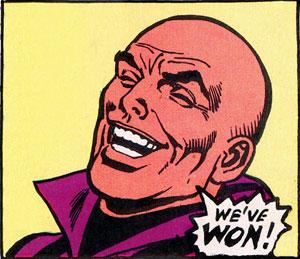 Pura maldad: Lex Luthor 4