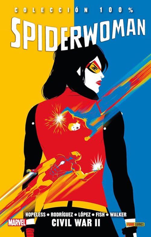 Spiderwoman 4